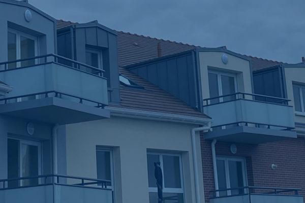 40 appartements – La-Croix-Saint-Ouen