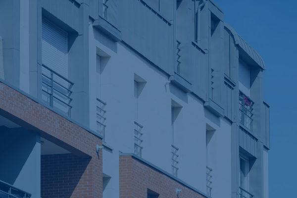 24 appartements + 1 case commerciale – Rouen
