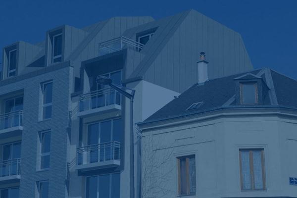 7 appartements + 1 case commerciale – Rouen