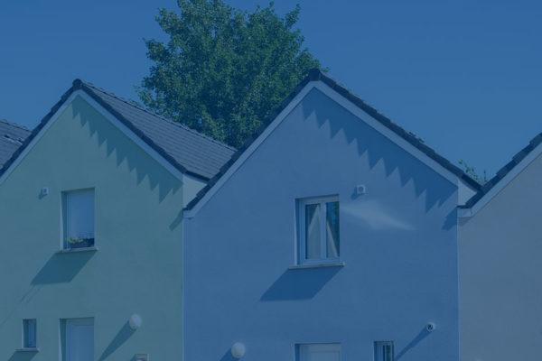 5 maisons de ville – Déville-lès-Rouen