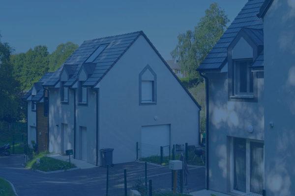 4 maisons de ville – Mont-Saint-Aignan