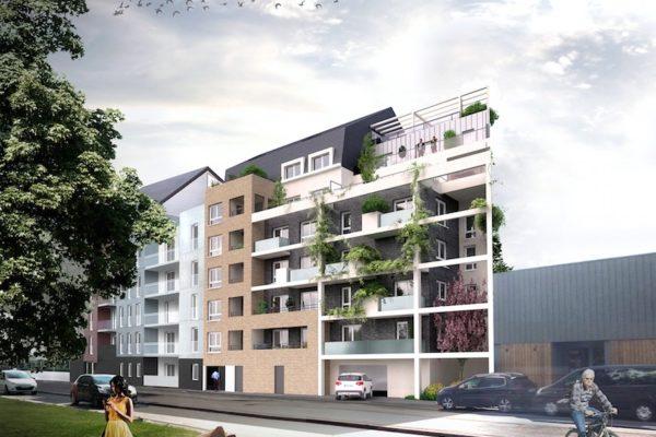 29 appartements – Rouen